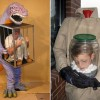 Terribles costumes pour Halloween