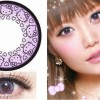 Des lentilles de contact Hello Kitty !