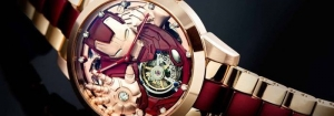Exclusif : la montre IronMan