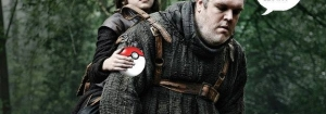 Hodor I choose you !