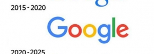 Evolution des logos de Google