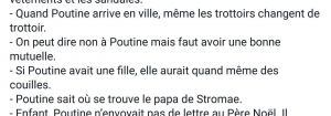 Le top des Poutine Facts