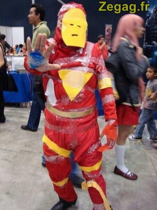 Le pire costume d'Iron Man