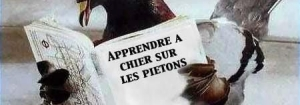 Pigeon apprends comment chier