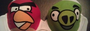 Les soutifs Angry Birds