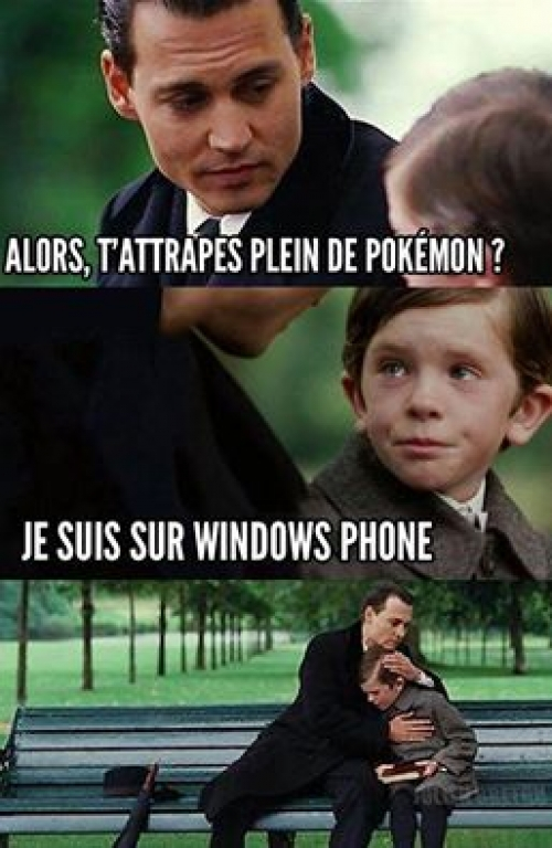 Télécharger Pokémon Go sous Windows Phone